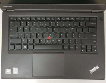 "(A) Notebook Lenovo ThinkPad T440p i5-4300M / 8GB / 250GB HDD / 14"" / HD+ 1600x900 / Klasa A"
