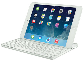 (R) Klawiatura Logitech Ultrathin Cover For iPad Mini White