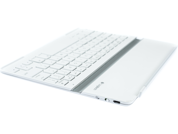(R) Klawiatura Logitech Ultrathin Cover White dla Ipad Air US
