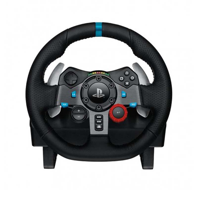 (R) ZESTAW LOGITECH G29 RACING WHEEL + FORCE SHIFTER