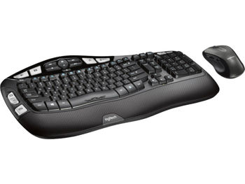 (R) Zestaw Logitech MK550 Wireless Wave Combo