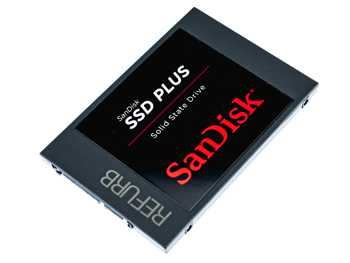 DYSK SANDISK SSD PLUS 120 GB