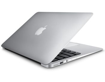 Laptop Apple Macbook Air A1465 i5 - 5 generacji / 4GB / 128GB SSD / MJVM2LL/A / 11,6 HD / Early 2015 / Klasa A+ Certified Refurbished