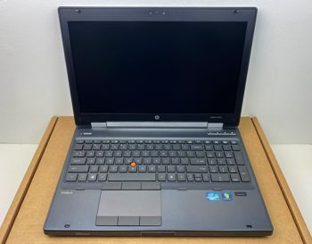Laptop HP EliteBook WorkStation 8560W i7 - 2720QM / 8GB / 500GB HDD / 15,6 FullHD / 6730M / Klasa A