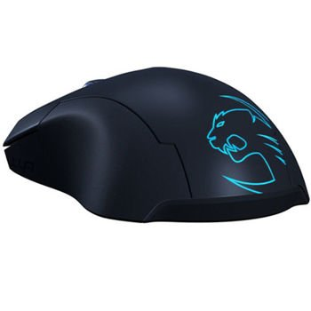 MYSZKA ROCCAT LUA TRI-BUTTON GAMING MOUSE BLACK
