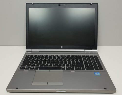 (A) Notebook HP EliteBook 8570P - i5-3230M / 8GB / 120 GB SSD / HD+ / RADEON 7570M / Klasa A